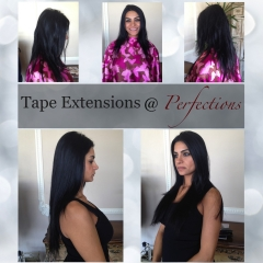Tape Extensions @ Perfections
