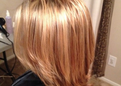 Cut, Highlights and Style