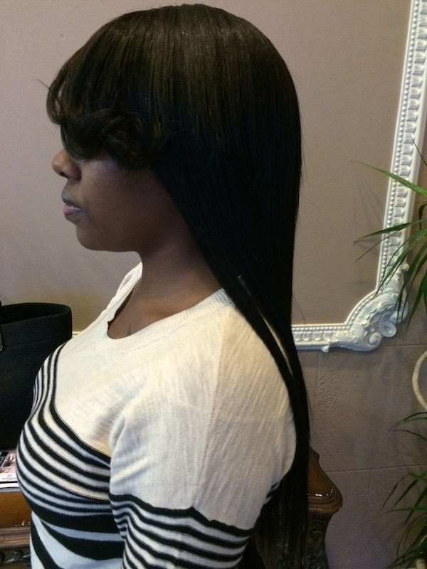 Straight Sew-In1