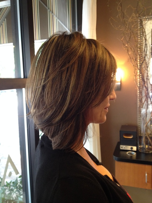 Dark Highlights and Trim