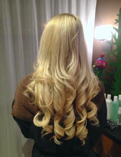 Zion Blend Blonde Curls