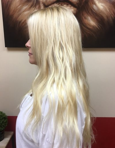 Fuse Euroblend Fusion Extensions Blond