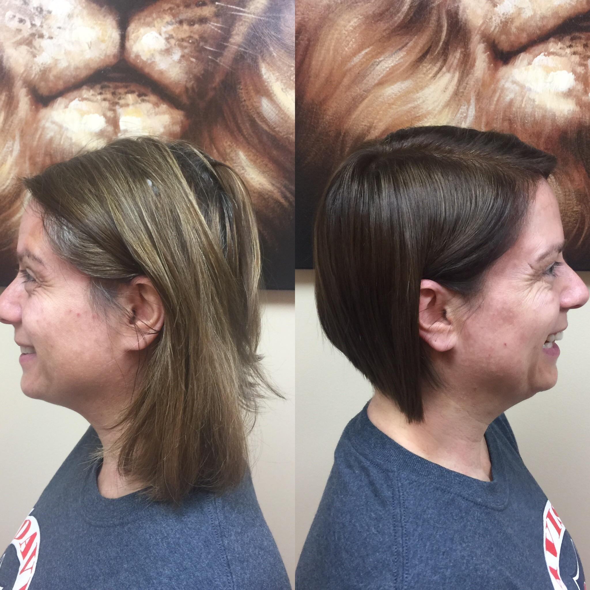 Haircut 0313