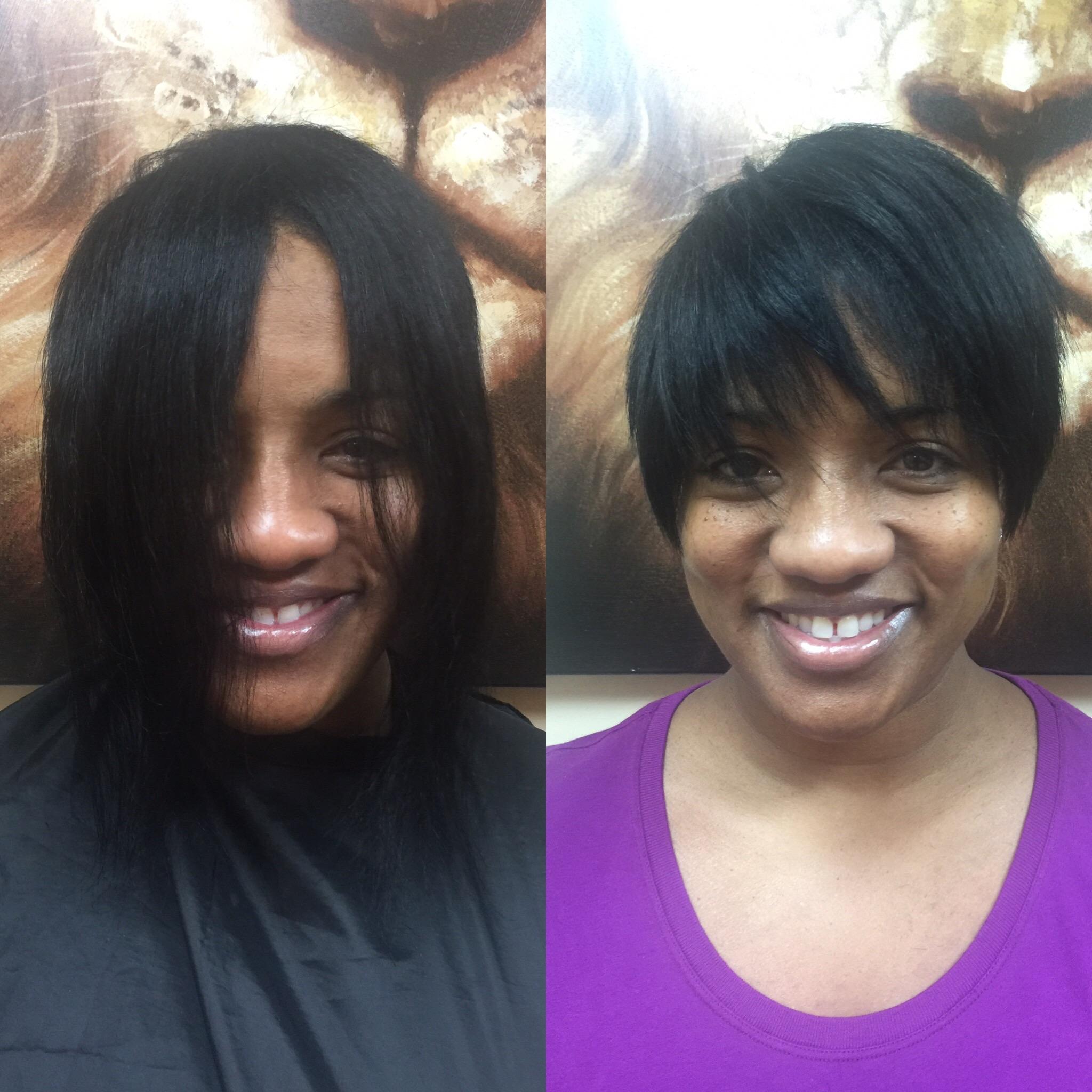 Haircut 0323