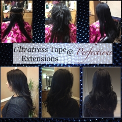 Ultratress Tape Extensions @ Perfections