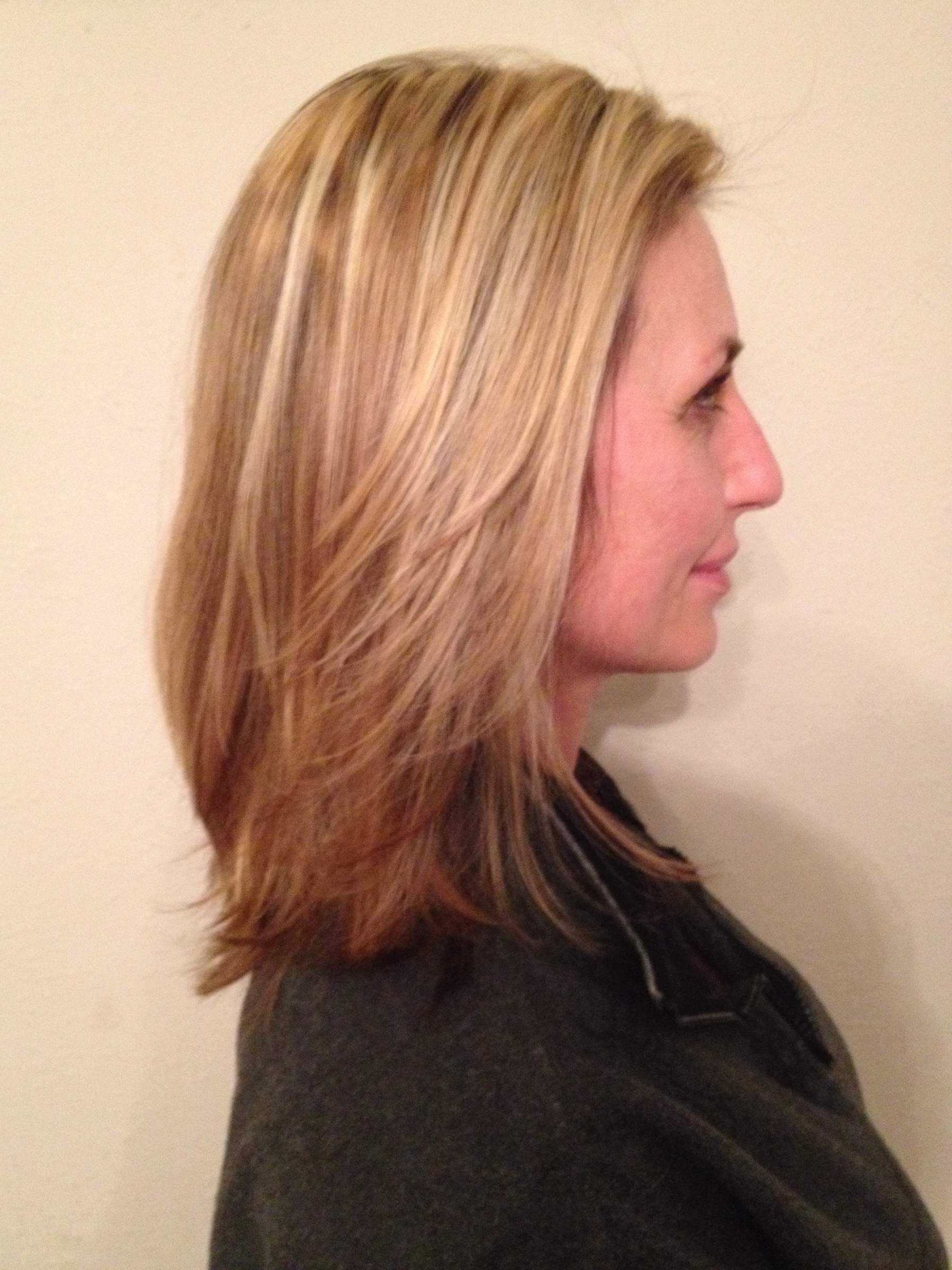 Partial Lowlight Medley With Cut Amp Style February 2014