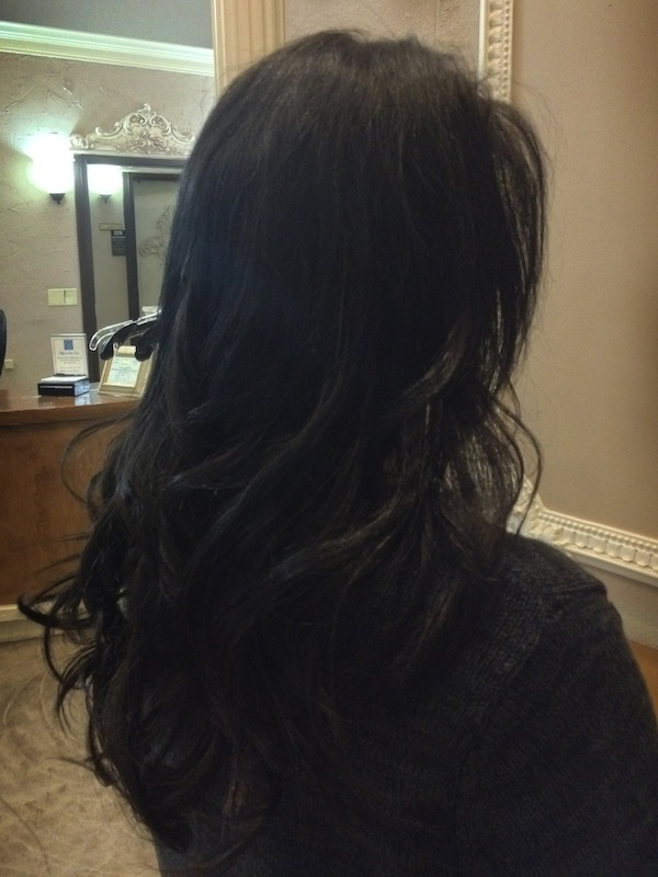 Ultratress Tape Extensions Wavy2